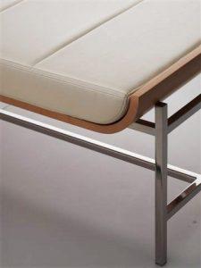 Drexel Bench by Yohandel Ruiz for Cumberland Furniture