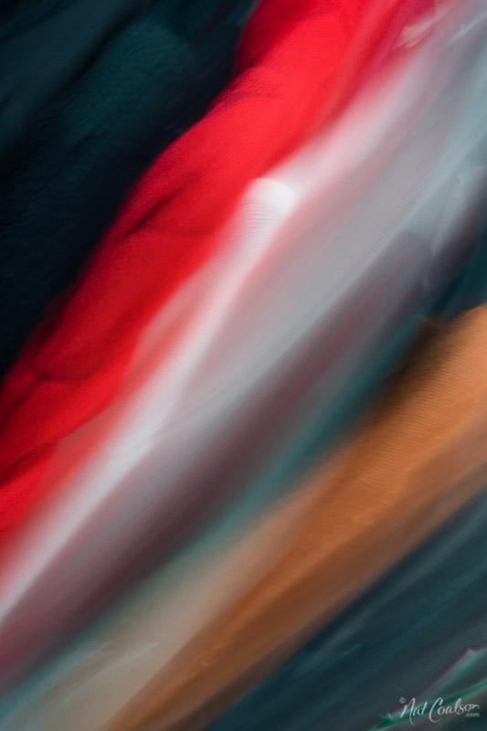 Abstract Photograph: Matador by Nat Coalson