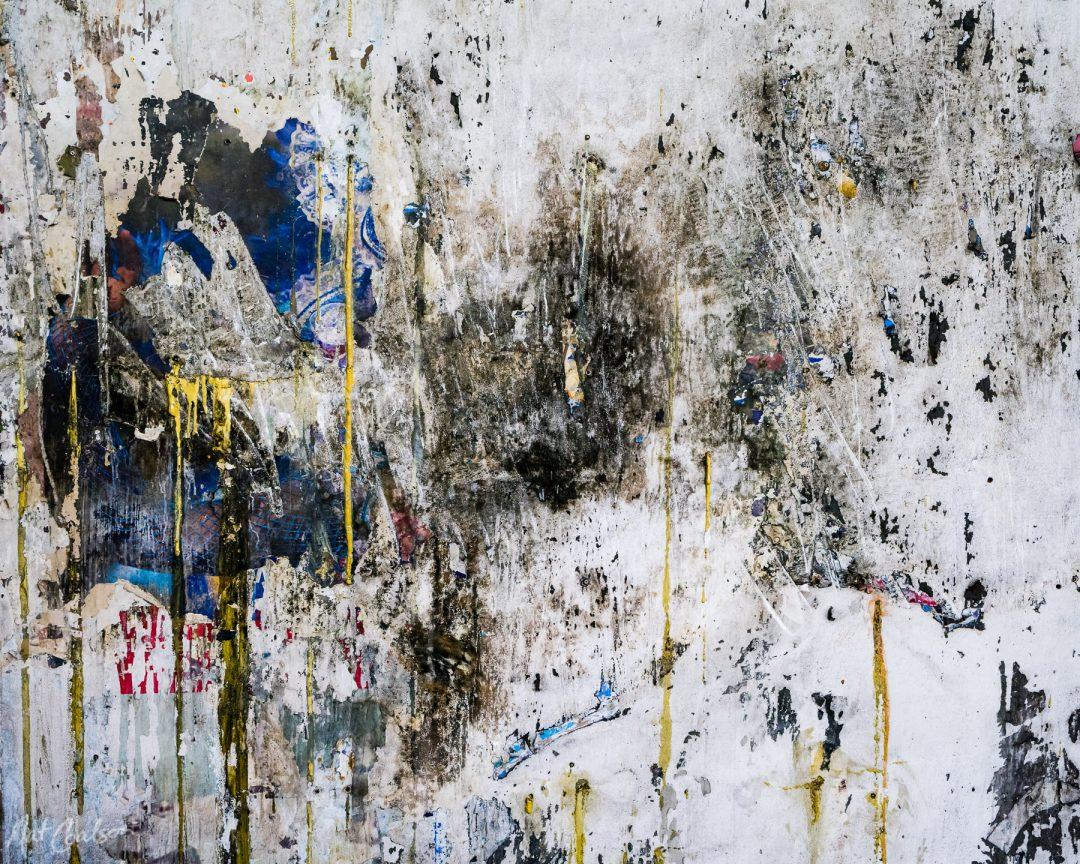 Abstract Art Mixed Media Grunge Stock Photo: Subjective Arts