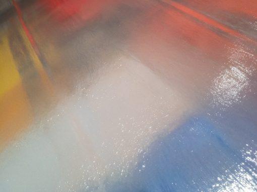 Nat Coalson Mosaic Veil