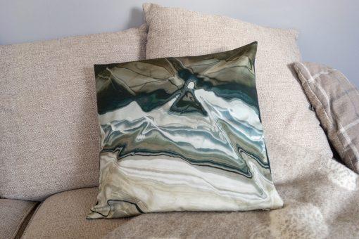 Shapeshifter Cushions by Nat Coalson